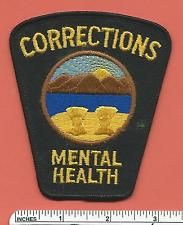 Ohio State Mental Health Law Enforcement Corrections Police Patch