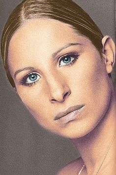 Barbra Streisand - powerful expression