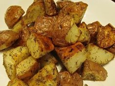 Roasted Potatoes with Herbs De Provence 4 Weight Watchers Points Plus 4 Servings