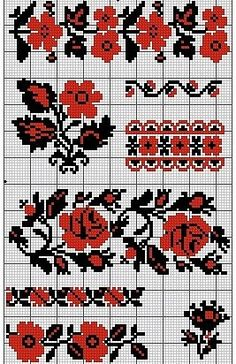 262029-45884-61325865-m750x740-u4997e (267x412, 75Kb) Mini Cross Stitch, Cross Stitch Borders, Cross Stitch Flowers, Cross Stitch Designs, Cross Stitching, Cross Stitch Embroidery, Embroidery Patterns, Hand Embroidery, Cross Stitch Patterns