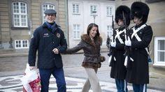 Prins Joachim & Prinsesse Marie | Billed Bladet