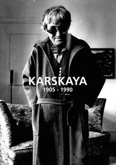 "Catalogue d'exposition // Catalogue d'artiste > Ida Karskaya - ""1905-1990"" - Mars.2012 - 10€"