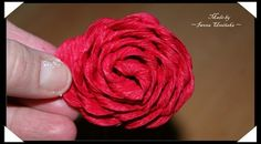 How to Make Beautiful Crepe Paper Flower Bouquet | www.FabArtDIY.com LIKE Us on Facebook ==> https://www.facebook.com/FabArtDIY