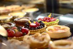 Mini-Pastry treats  http://www.becomeapastrychef.com