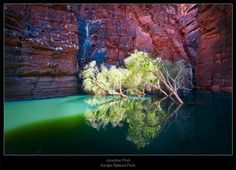 10 of the most beautiful camping spots in Australia and New Zealand - Karijini National Park, Western Australia Australia Photos, Visit Australia, Western Australia, Kentucky Camping, Cool Pictures, Cool Photos, Amazing Photos, Places To Travel, Places To Visit
