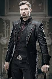 Image result for steampunk fashion men