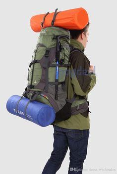 Professional Hiking Backpack Camping Outdoor Travel Bag Field Pack Men and  Women Shoulder Rucksack Knapsack Large Capacity - PICK ONE 4a90565a2b