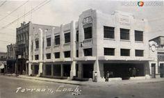 PANORAMA EDIFICIO ELECTRICO Hacia 1937