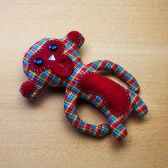 iBacana - Almofada Toy Art Macaco