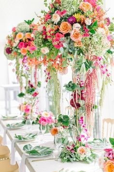 Wedding Flower Decoration - This is The Best DIY Centerpieces Inspirations for Party, Wedding and Holiday we ever seen. Wedding centerpieces are massively pricey but should you search for reasonable alternatives, they may be … Wedding Table Centerpieces, Wedding Flower Arrangements, Floral Centerpieces, Wedding Decorations, Table Decorations, Tall Floral Arrangements, Wedding Banners, Floral Wedding, Wedding Flowers