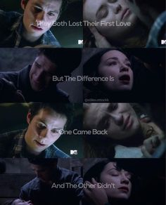 Teen wolf! Stydia and Scallison