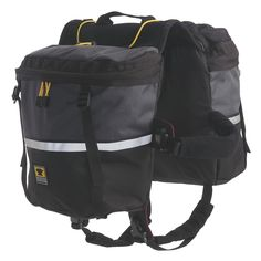 Mountainsmith Dog Pack - Medium in Charcoal