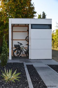 Build Shed with Zero Experience Backyard Sheds, Outdoor Sheds, Backyard Landscaping, Outdoor Buildings, Garden Buildings, Terrace Design, Garden Design, Shed Design, House Design