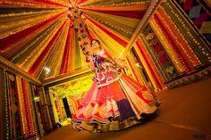 Splendid Real Wedding of Gujarati Couple Sweta & Meet, Celebrated With Love, Laughter & Garba - Blog | ShaadiSagaBlog | ShaadiSaga