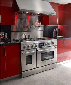 Thermador Vs Miele M Touch 48 Inch Dual Fuel Range