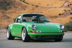 Perfection. Singer 911 RS