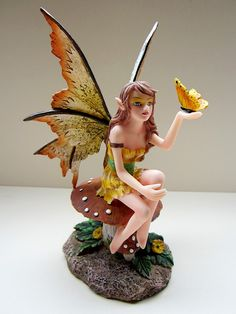 FIGURINES - Faery Figurines - Amy Brown Fairy Art - The Official Gallery