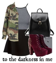 """""""Bad girl gone worst....."""" by alondrauribe ❤ liked on Polyvore featuring moda, Estradeur y Neil Barrett"""
