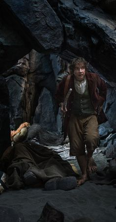 Martin Freeman as Bilbo Baggins in The Hobbit Trilogies The Hobbit Movies, O Hobbit, Thranduil, Legolas, Martin Freeman, Fellowship Of The Ring, Lord Of The Rings, Saga, Concerning Hobbits