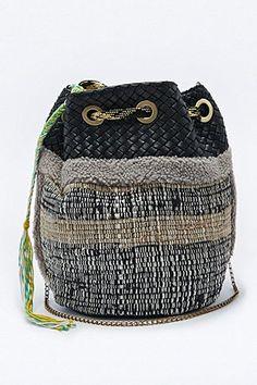 """Claramonte Accessories – Tasche """"Carpet Bosphore"""" in Schwarz - Urban Outfitters"""