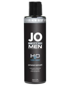 System Jo For Men H2o Lubricant - 4.25 Oz