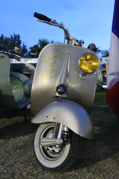 VWD 2016 St Tropez poster by Scooters & style magazine# www.s-smag.coScooters#vespa#lambretta SCOOTERS & STYLE is a quarterly independant bi-lingual (French / English) magazine which essentially deals with the world of vintage-labeled scooter, as well as the lifestyle that characterizes their fans:m
