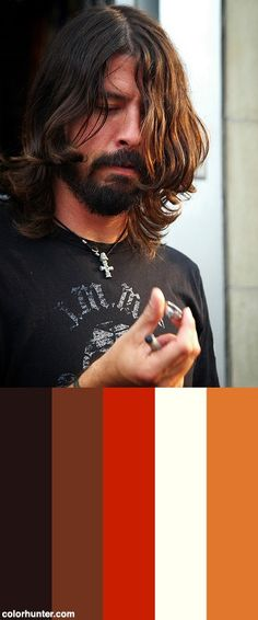 Dave+Grohl+Color+Scheme