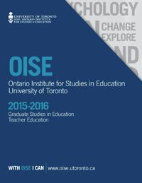 OISE :: Sessional Lecturer Positions :: Ontario Institute for Studies in Education of the University of Toronto
