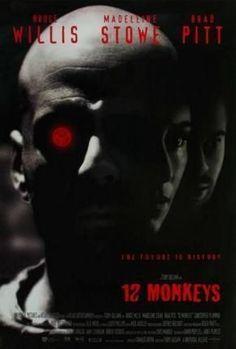Twelve 12 Monkeys Movie Poster Standup 4inx6in