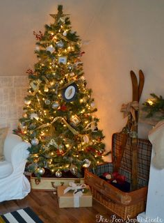 the poor sophisticate: 2013 Branstetter Barn Holiday Tour