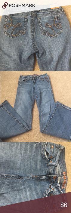 Hydraulic jeans Hydraulic jeans size 5/6 stretch. Curvy LOLA fit. Hydraulic Jeans