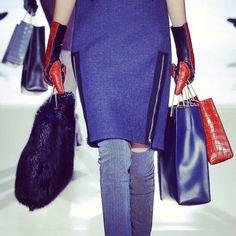 Vogue Daily — Balenciaga - tote bags
