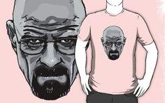 Walter White - Heisenberg - Breaking Bad