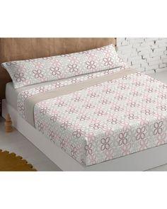 180 x 260 cm cosida y de calidad con fundas de almohada 50 X 70 cm Colcha Bouti Bordada Morada y Malva para todas las medidas