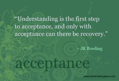 acceptance quote about