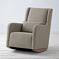 Marley Rocking Chair Gliders Crate And Barrel Kids Furniture Land