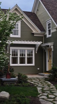1000 Images About Home Exteriors On Pinterest