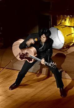 Elvis Presley - International Hotel, Las Vegas 1969