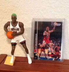 Dennis Rodman Starting Lineup figure Chicago Bulls (Michael Jordan teammate)