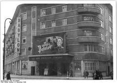Kino Babylon am Buelowplatz (Rosa Luxemburg Platz)1949