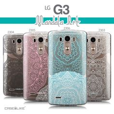 CASEiLIKE LG G3 case 2306 Mandala Art +Protector+Stylus in Cell Phones & Accessories, Cell Phone Accessories, Cases, Covers & Skins | eBay