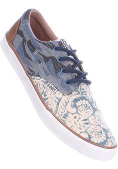 Djinns Nice-Crazy-Pattern, Shoe-Men, blue #ShoeMen #MenClothing #titus #titusskateshop