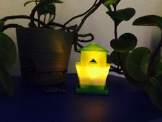 Light up your classroom with this mini 3D printed lantern: https://3dprinter.dremel.com/3d-printer-gallery #3Dprinting