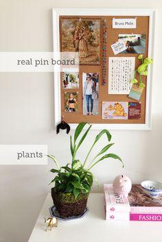 Create a pin board