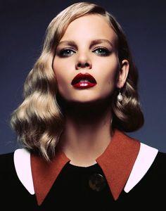 Marloes Horst: Vogue México, Octubre '11> foto de 1.815.932> moda foto