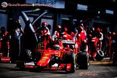 """Raikkonen: """"Hemos aprendido la lección con lo que pasó en Monza"""" #Formula1 #F1 #SingaporeGP"""