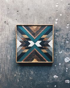 A commission for Angela. Made from wood rescued from a home-built in the Green Hills neighborhood of Nashville, TN. Reclaimed Wood Wall Art, Wooden Wall Art, Barn Wood, Diy Wood Projects, Wood Crafts, Woodworking Projects, Nashville, Barn Quilt Patterns, Barn Quilts