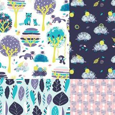 Woodland collection...#hitidesign #dotandflow #kidsfabricart #kidsfabric #ceramics #boltfabricdesign #boltfabrics  #roomdecor #bedding #beddingset #surfacepatterndesign #surfacepattern #surfacepatterndesigner #surfacepatternlove #textile #kidstextile #stationery #stationeryaddict #stationerylove #stationeryshow