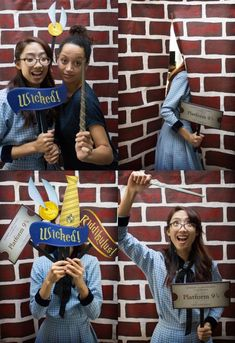 DIY: HARRY POTTER PHOTO BOOTH Harry Potter's birthday is right around the corner—July 31 to you Muggles out there—but a Potter-themed party is a brilliant idea no matter the time of year. No party is complete without a photo booth where guests can capture the magic with a variety of props. With this craft, you …