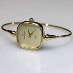 Image result for michel herbelin vintage watch Vintage Watches, Bracelet Watch, Bracelets, Image, Accessories, Watch, Bracelet, Arm Bracelets, Bangles